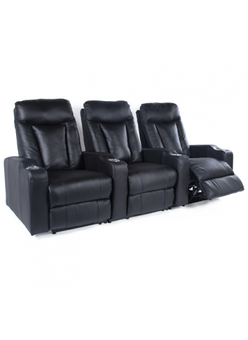 Sofa Electric Recliner Chair Leather Electroplated Cupholder OKIN Motor 3 Seater SCHT-008  sc 1 st  BELESY Australia PTY LTD & Sofa Electric Recliner Chair Leather Electroplated Cupholder OKIN ...