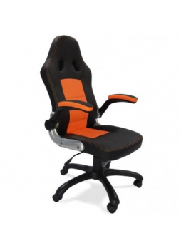 Pu Racing Relaxing Gaming Executive Office Chair SCOC-4038