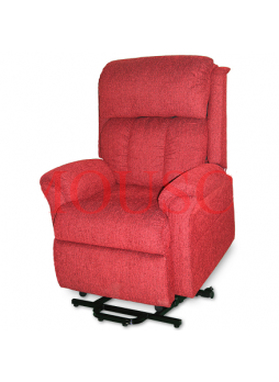 2 Motor Lift Recliner Chair Disabled Sofa Medical Massage Heat SCLC-8308 Fabric