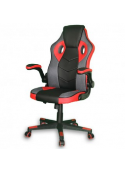 Pu High Back Racing Relaxing Gaming Executive Office Chair SCOC-4750