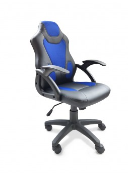 Kids Pu Racing Relaxing Gaming Executive Office Chair SCOC-4753