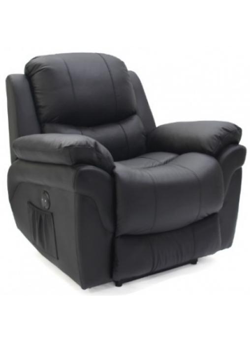 Sensational Full Grain Leather Recliner Uwap Interior Chair Design Uwaporg
