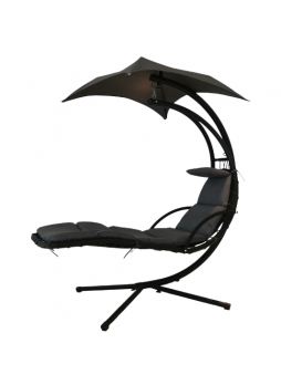 Dream Chair Swing Hammock Outdoor Garden Sun Seat Relax Lounge Bed Canopy Patio